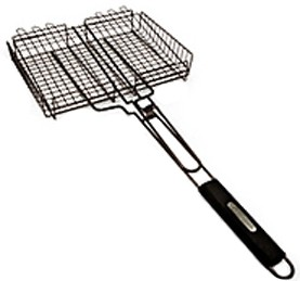 Simply Grilling Nonstick Grilling Basket
