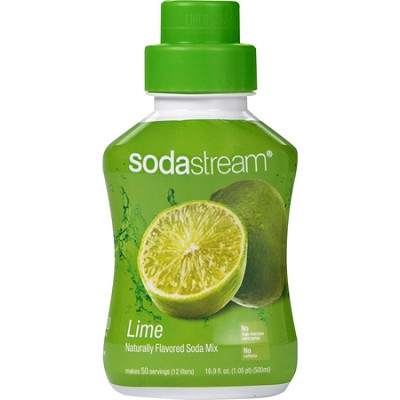 Fruit Syrup Specialty Flavor 500ml Lime