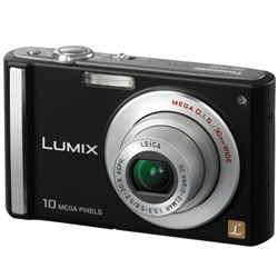 DMC-FS20K (Black) 10 Megapixel Digital Camera w/ 3-inch LCD and 4x Optical Zoom