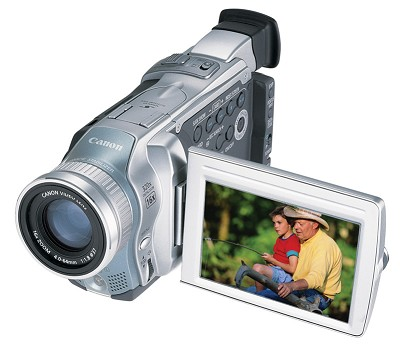 Optura 10 MiniDV Camcorder