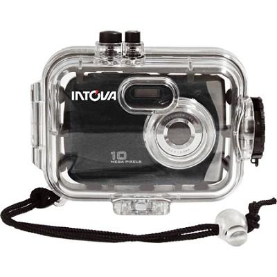 SPORT10K 10MP Waterproof Digital Sports Camera with 140' Waterproof Housing