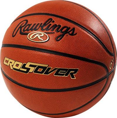 Cross-Over 10-Panel Composite 28.5-Inch Basketball