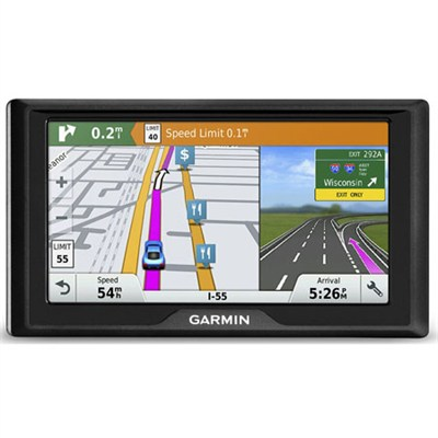 Drive 60LMT GPS Navigator (US and Canada) - 010-01533-06