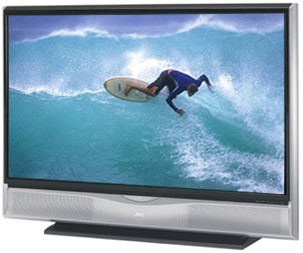 HD-56G886 HD-ILA 56` HDTV LCoS Rear Projection TV (Silver)