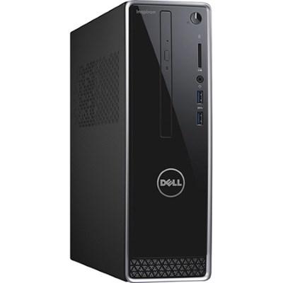 Inspiron 3268 Intel Core i3-7100 Small Desktop in Black (OPEN BOX)