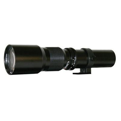 500mm f/8.0 Telephoto Lens For Canon DSLR Cameras