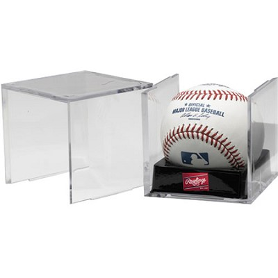 Ball Of Fame Baseball Display Cube (BOF)
