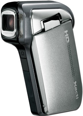 Xacti HD700: High-Definition Digital Camcorder (SIlver)