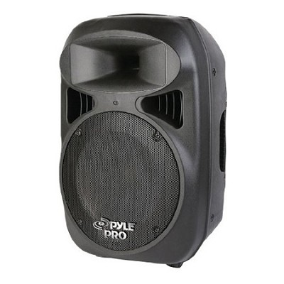 12'' 1000 Watt Powered 2 Way Full Range Loud Speaker System w/Built in MP3 /USB
