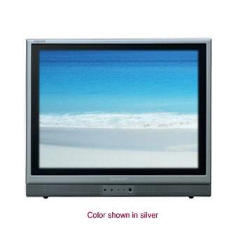 LC-13S1U-W AQUOS 13` LCD TV (White)