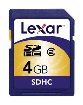 4 GB SD Card