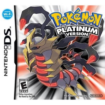 DS Pokemon: Platinum Version