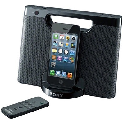 Portable Speaker Dock with Lightning Connector for Apple - OPEN BOX