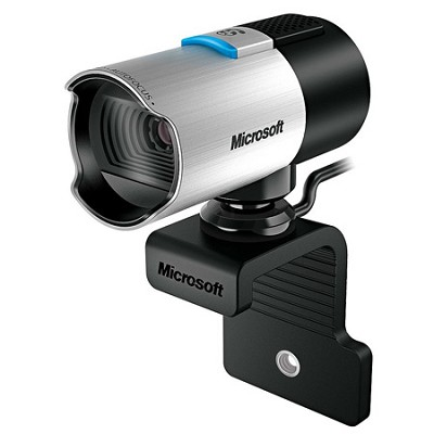 LifeCam Q2F-00001 Webcam - Silver