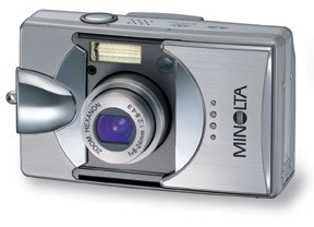 Dimage G500 Digital Camera