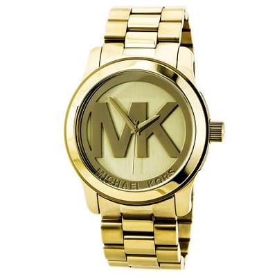 Women's Chronograph Runway Gold - MK5473