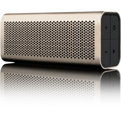 710 Portable Wireless Speaker - Gold