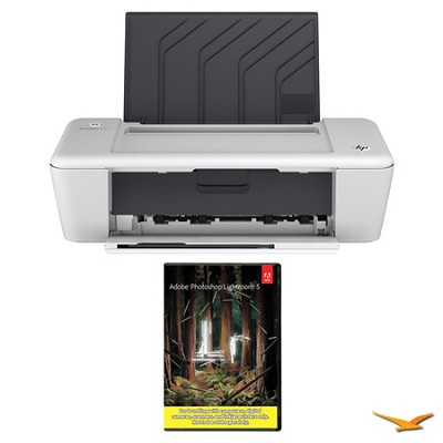 Deskjet 1010 Inkjet Printer with Photoshop Lightroom 5 MAC/PC (Allow 3-6 Days)