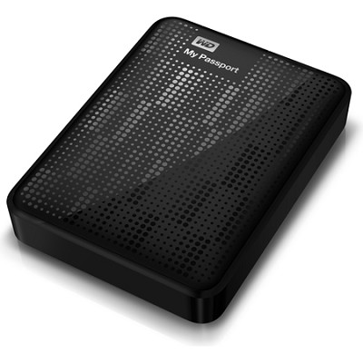 My Passport 2 TB USB 3.0 High Capacity Portable Hard Drive