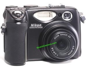 Coolpix 5400 Digital Camera