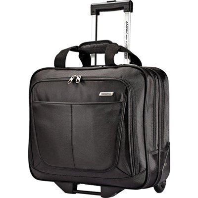 15.6` Wheeled Mobile Office Computer Bag - OPEN BOX