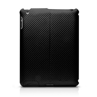 C.E.O. Hybrid Folio for iPad 3rd Gen - Carbon Fiber