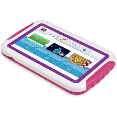 FunTab Mini 4GB 4.3` Multi-Touch Screen Kids Tablet (Pink and Purple)