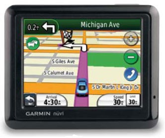 nuvi 1260T North America City Navigator GPS