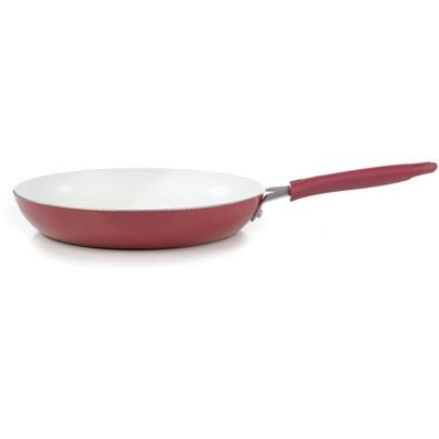 Pure Living 12` Fry Pan in Red - C9430764