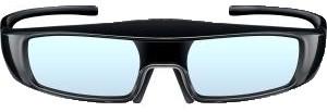 3D Glasses for 2012 Viera Plasma HDTV
