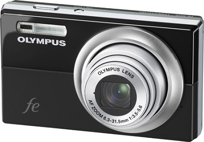 FE-5010 12MP 2.7` LCD Digital Camera (Black) Refurbished