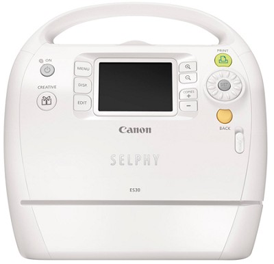 SELPHY ES30 Compact Photo Printer