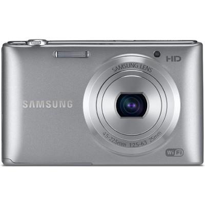 ST150F 16.2 Megapixel Digital Still Camera - Silver