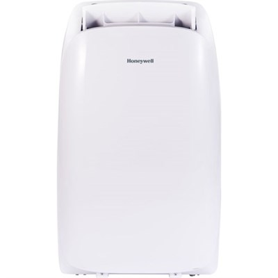 HL10CESWW 10,000 BTU Portable Air Conditioner with Remote Control in White/White