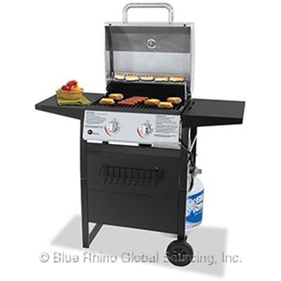 SS Outdoor LP Gas Grill