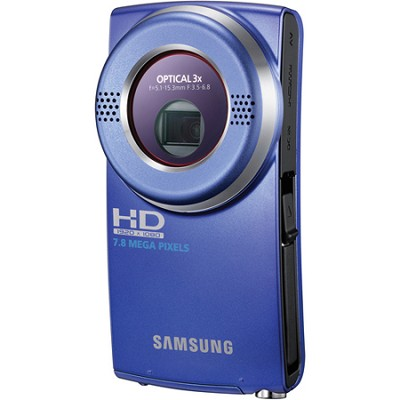 HMX-U20 Flash Camcorder (Blue)