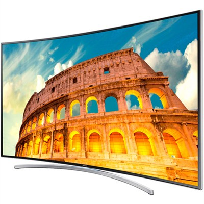 UN55H8000 - 55 inch 1080p 240Hz 3D Smart Curved LED HDTV - OPEN BOX