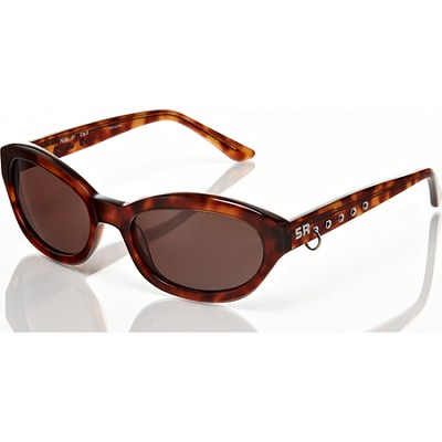 Tortoise-Brown Frame with Brown Lens Sunglasses
