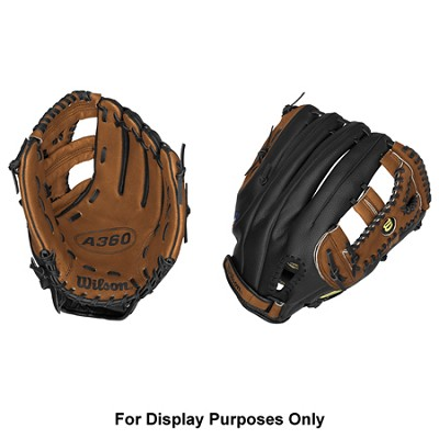 A360 Baseball Glove - Left Hand Throw - Size 12.5`