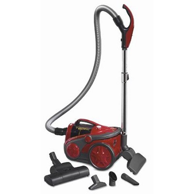 M082660 Vision Canister Vacuum - OPEN BOX