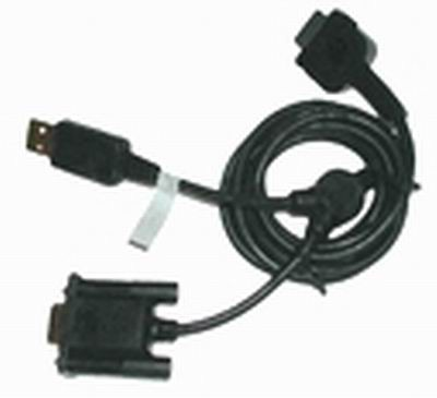 USB/Serial Hot Sync Cable and Charger