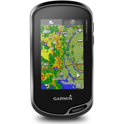 Oregon 700 Handheld GPS with Built-In Wi-Fi & Bluetooth