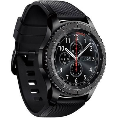 Gear S3 Smartwatch - Frontier - R770NZSAXAR