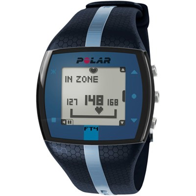 FT4 Heart Rate Monitor - Blue/Blue (90047622) - OPEN BOX