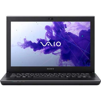 VAIO 13.3` SVS13118FXB Notebook PC - Intel Core i5-3210M Processor