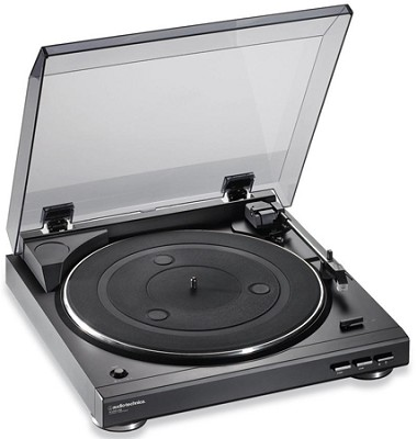 AT-LP2D-USB LP-to-Digital Recording System and USB Turntable