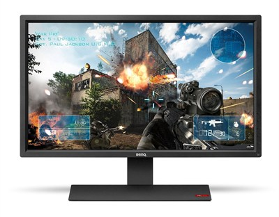 RL2755HM 27-Inch Widescreen 1080p LED-Lit Gaming Monitor - Refurbished