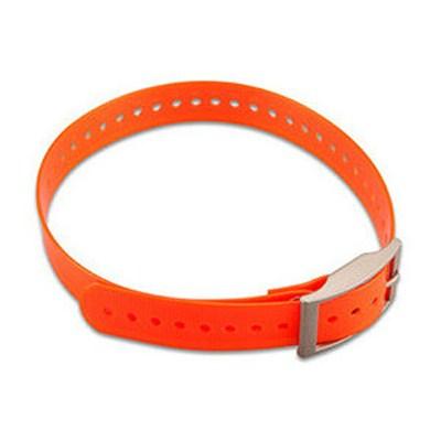 1-inch Dog Collar Strap, Orange 010-11892-00