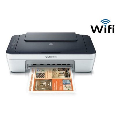 PIXMA MG2922 Color Ink-jet Printer, Copier, Scanner, Wireless - OPEN BOX
