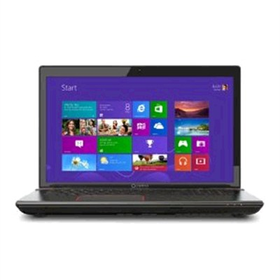 Qosmio 17.3` X875-Q7190 Notebook PC - Intel Core i7-3630QM Processor - OPEN BOX